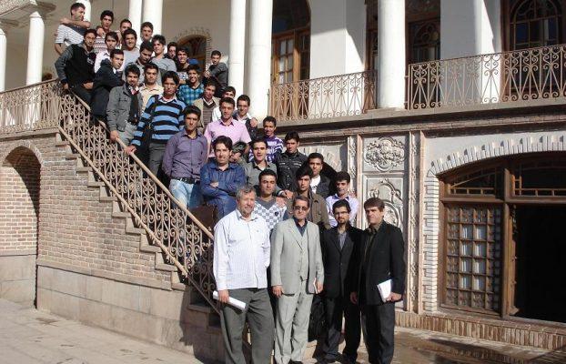 اردوی پیش دانشگاهی ۱۳۸۹
